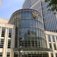 Photo taken at Theodore Roosevelt Federal Courthouse (U.S. District Court) by Anna V. on 6/23/2013