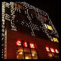 Photo taken at Nitehawk Cinema by Sydney C. on 1/28/2013