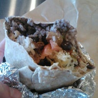 Photo taken at Qdoba Mexican Grill by Kayla N. on 12/18/2012