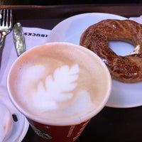 Photo taken at Starbucks Reserve by Gizem K. on 1/6/2013