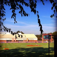 Photo taken at Historic Riggs Field by Walter B. on 10/28/2014