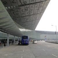 Photo taken at Netaji Subhash Chandra Bose International Airport (CCU) by Rupam P. on 3/14/2013