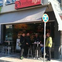 Photo taken at Γρηγόρης & CoffeeRight - Selatrevo by Christos D. K. on 4/12/2013