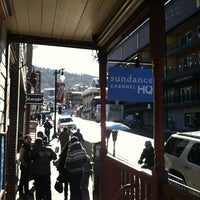 Photo taken at SundanceTV HQ by Rachel B. on 1/18/2013
