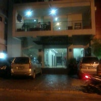 Photo taken at S-Chott Hotel by Ramadhani k. on 5/26/2013