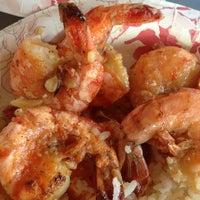 Photo taken at Giovanni's Shrimp Truck by Annette K. on 1/21/2013