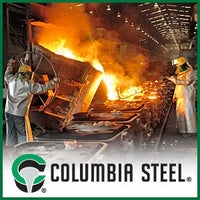 Photo taken at Columbia Steel Casting Co., Inc. by Alan G. on 1/3/2015