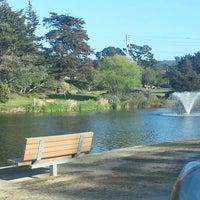 Photo taken at El Estero Park by Monica W. on 4/15/2013