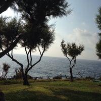 Photo taken at Iberostar Creta Panorama by Arthur on 8/9/2016