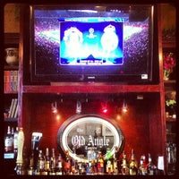 Photo taken at Old Angle Tavern by Zach B. on 3/5/2013