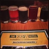 Photo taken at The Brew Kettle by Zach B. on 2/11/2013