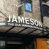 Photo taken at Old Jameson Distillery by Matteo G. on 9/22/2012