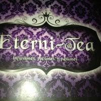 Photo taken at Eterni-Tea by Irad El Panda G. on 12/27/2012