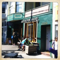 Photo taken at Arizmendi Bakery by Emmet O. on 5/4/2013