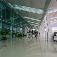 Photo taken at Sultan Aji Muhammad Sulaiman Sepinggan Balikpapan International Airport (BPN) by Syifa M. on 7/4/2014