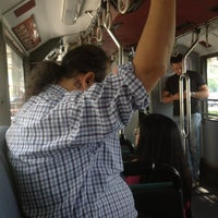 Photo taken at Go-Ahead: Bus 12 by PVuong N. on 8/16/2013