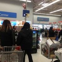 Photo taken at Walmart by Dare J. on 2/16/2013