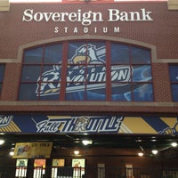 Photo taken at PeoplesBank Park by Tom B. on 5/8/2013