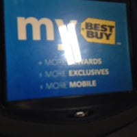Photo taken at Best Buy by GoLacey Go on 4/10/2014