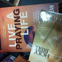 Photo taken at Christian Books And Gifts by Sara C. on 10/5/2013