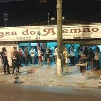 Photo taken at Porão do Alemão Rock Bar by Luiz F. on 5/4/2013
