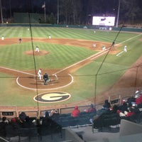 Photo taken at Foley Field by Robbie O. on 3/1/2013