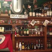Photo taken at Mollie's Irish Pub by Svetlana E. on 9/6/2013