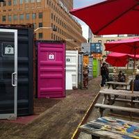 Photo taken at Dekalb Market by Alex F. on 9/30/2012