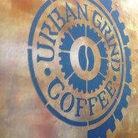 Photo taken at Urban Grind Coffeehouse by Sasa S. on 2/23/2014
