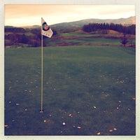 Photo taken at Ypsilon Golf Resort Liberec by Tiger_D on 11/10/2013
