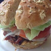 Photo taken at Kraze Burgers by Celina.H P. on 5/14/2014
