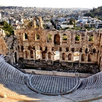 Photo taken at Acropolis of Athens by Elfred S. on 11/14/2012