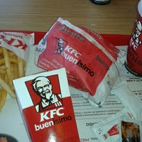 Photo taken at KFC by Katerin T. on 1/14/2013