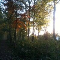 Photo taken at Maria Hendrikapark | 't Bosje by Melanie C. on 11/14/2012