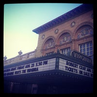 Photo taken at Virginia Theatre by Kevin E. on 8/4/2013