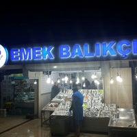 Photo taken at Emek Balıkçısı by 🌟 🌟GOKHAN . on 1/9/2016