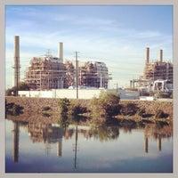 Photo taken at Haynes Generating Station by David S. on 1/18/2014