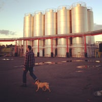 Photo taken at Lagunitas Brewing Company by David S. on 12/18/2012
