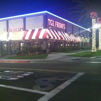 Photo taken at TGI Fridays by Cliff A. on 11/28/2012