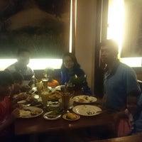 Photo taken at Cibiuk restoran by Erna W. on 6/22/2014