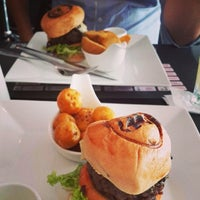 Photo taken at Burger House by Andres G. on 7/16/2013