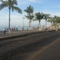 Photo taken at Malecón by Lic Leticia B. on 1/23/2013