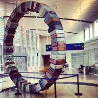 Photo taken at San Antonio International Airport (SAT) by Eric W. on 2/28/2013