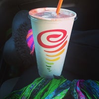 Photo taken at Jamba Juice Crossroads Towne Center by Suzanne M. on 2/5/2014