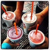 Photo taken at Jamba Juice Crossroads Towne Center by Suzanne M. on 7/26/2013
