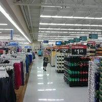 Photo taken at Walmart Supercenter by Shannon M. on 1/16/2013