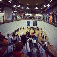 Photo taken at Chinatown MRT Interchange (NE4/DT19) by sandwiz on 2/28/2013