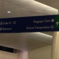 Photo taken at Terminal B by Flavio Z. on 8/7/2013