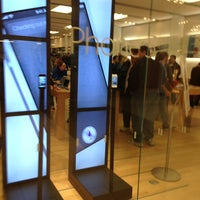 Photo taken at Apple The Fashion Mall at Keystone by Alex C. on 3/2/2013
