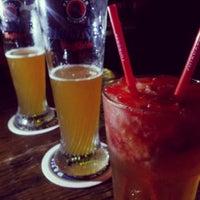 Photo taken at Ponto 1 Bar by Juliana G. on 6/9/2013
